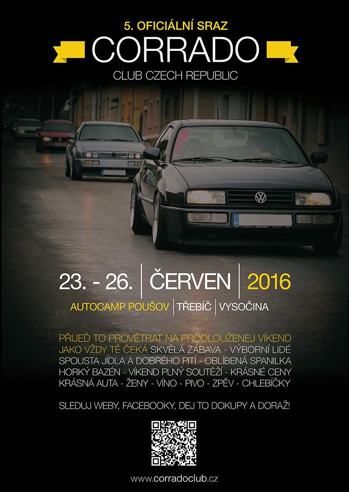5. sraz Corrado Club Czech Republic je tady